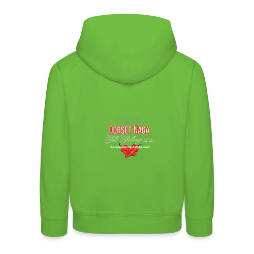 dorset naga tshirt 2020 - Premium-Luvtröja barn