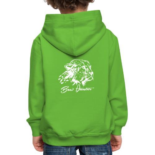 gepard bow hunter - Kinder Premium Hoodie