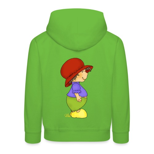 Gnubbelinchen - Kinder Premium Hoodie
