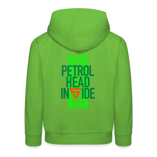 Petrolhead inside - Pull à capuche Premium Enfant