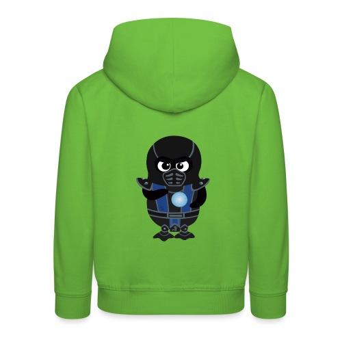 Pingouin SubZero - Pull à capuche Premium Enfant