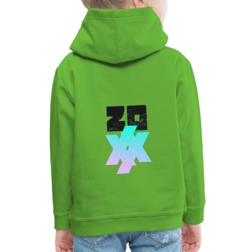 2020 - Kids' Premium Hoodie