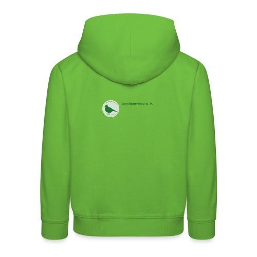 Kleines Vereinslogo - Kinder Premium Hoodie