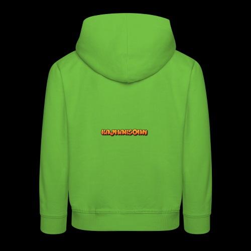 KajmakSohn - Kinder Premium Hoodie