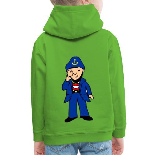Lupilus Figur bunt - Kinder Premium Hoodie