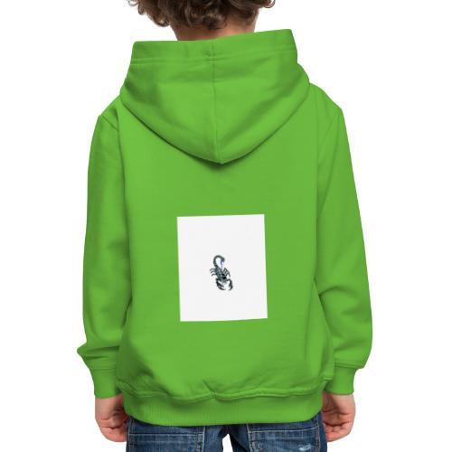 Skorpion - Kinder Premium Hoodie