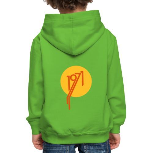 1971 Kreis vr - Kinder Premium Hoodie