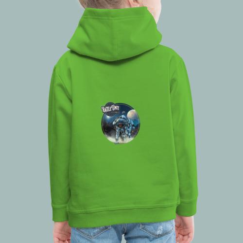 STMWTS Merch - Kinderen trui Premium met capuchon