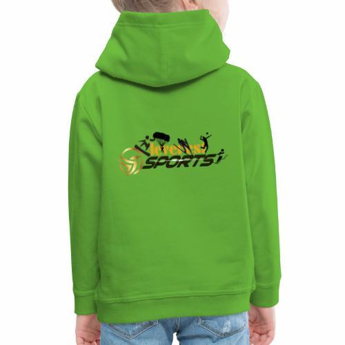 Leverest Sports - Kinder Premium Hoodie