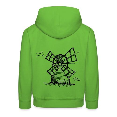 Windmill - Kids' Premium Hoodie