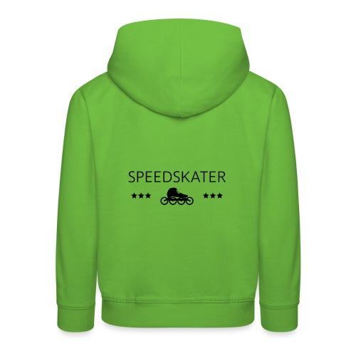 Speedskater - Kinder Premium Hoodie
