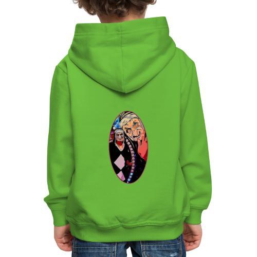 ENDO - Sudadera con capucha premium niño