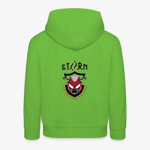 Stolen Theft Offended Robbed Mugged - Kids' Premium Hoodie