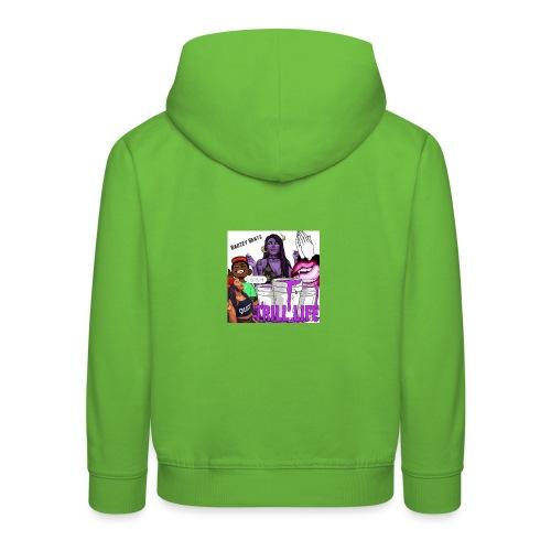 Barzey Beats - Kids' Premium Hoodie