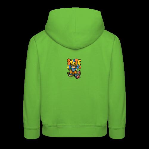 t-shirt enfant - Pull à capuche Premium Enfant