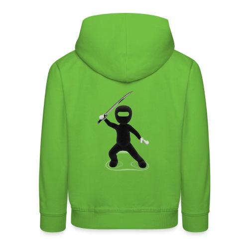 Ninja - Pull à capuche Premium Enfant