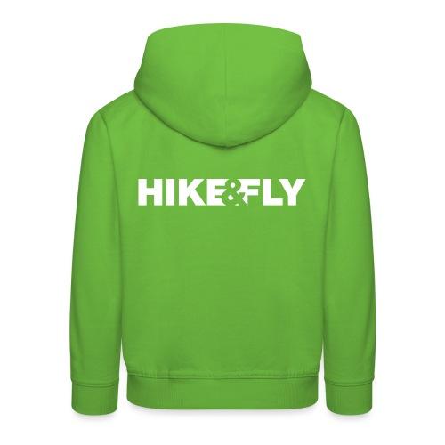 Hike Fly - Kinder Premium Hoodie