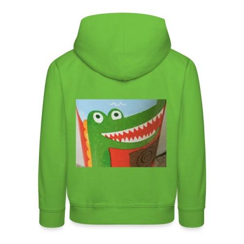 Crocodile - Kids' Premium Hoodie
