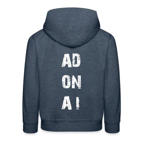 AD ON AI - Kinder Premium Hoodie