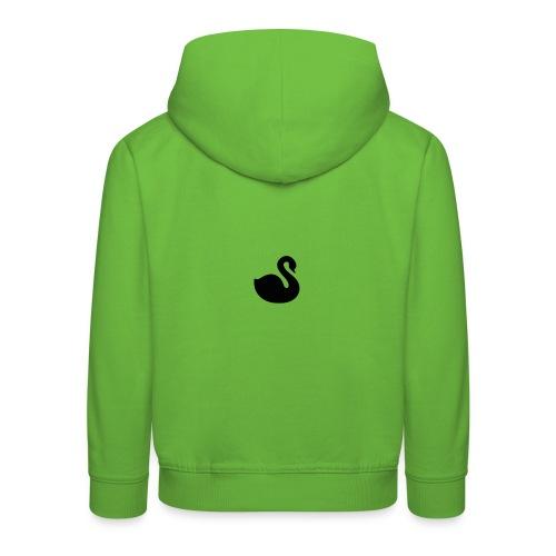 Swan S/S Kollektion - Premium hættetrøje til børn