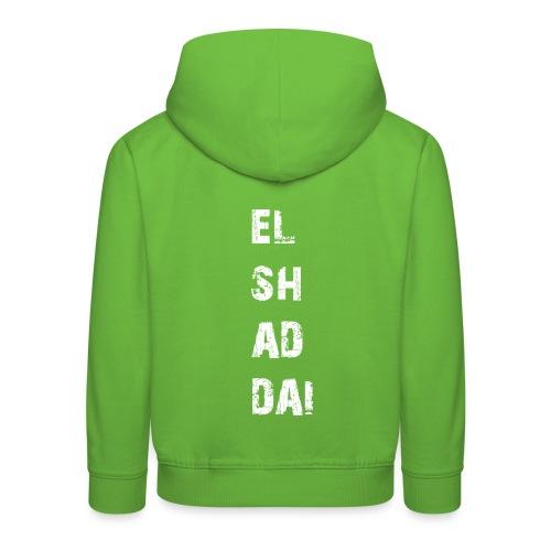 EL SH AD DAI 2 - Kinder Premium Hoodie