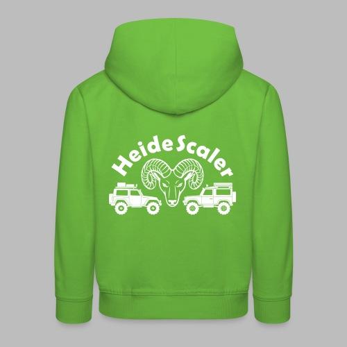 Heide Scaler (freie Farbwahl) - Kinder Premium Hoodie