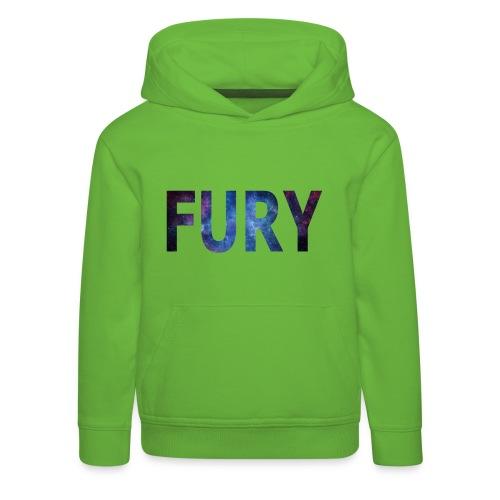 FURY - Premium hættetrøje til børn