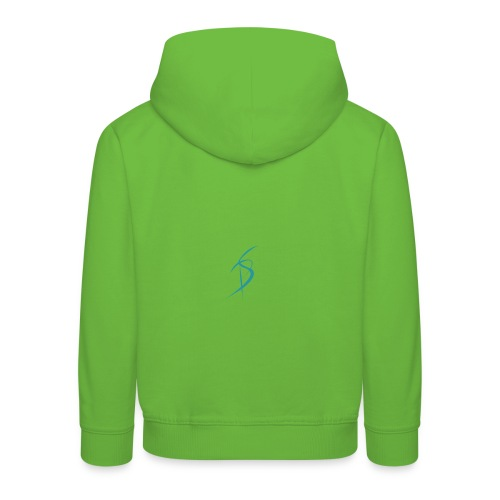 SAPA - Sudadera con capucha premium niño