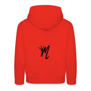 OFFICIAL ITZMANZEY (TOPS AND HOODIES) - Kids' Premium Hoodie