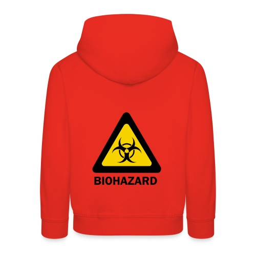 Biohazard - Kids' Premium Hoodie