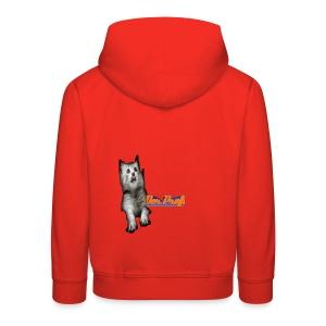 Katzen marcht - Kinder Premium Hoodie