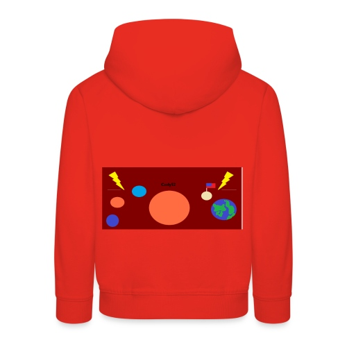 Kids & Babies Teddy Bear & Clothing Cody52 Design - Kids' Premium Hoodie