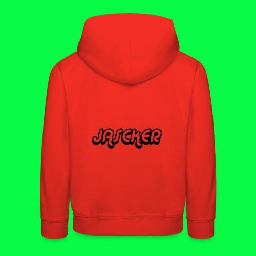 Jasckermerch1 - Kids' Premium Hoodie