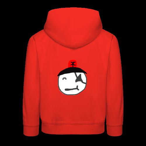 Haramstufe Rot - Kinder Premium Hoodie