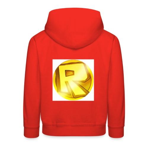 Razzerzlogoshirt - Kids' Premium Hoodie