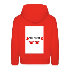 parry and barry twins forever - Kids' Premium Hoodie