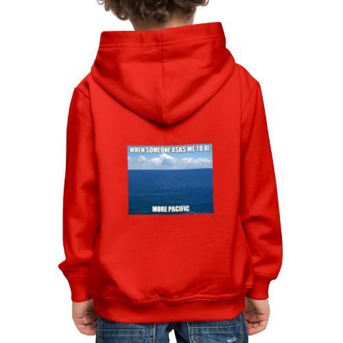 Funny merch - Kids' Premium Hoodie