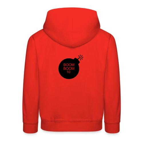 BOOMBOOM10 - Kids' Premium Hoodie