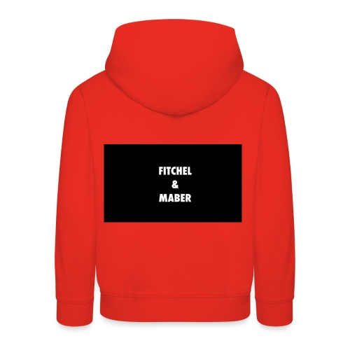 Fitchel and Maber Cla$$ic - Kinder Premium Hoodie
