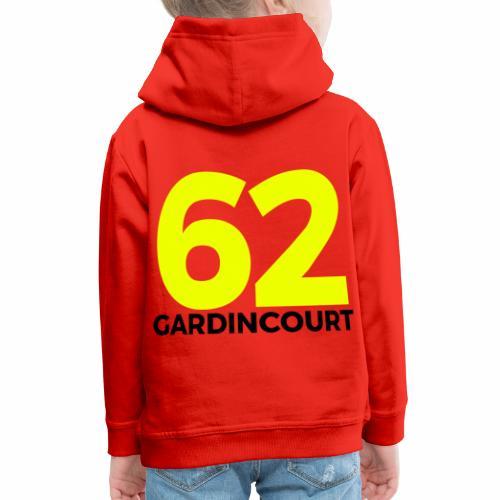GARDINCOURT 62 S/O - Pull à capuche Premium Enfant