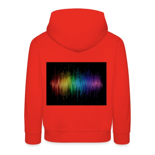 THE DJ - Kids' Premium Hoodie
