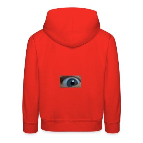 zigzag zebra productions t shirt - Kids' Premium Hoodie