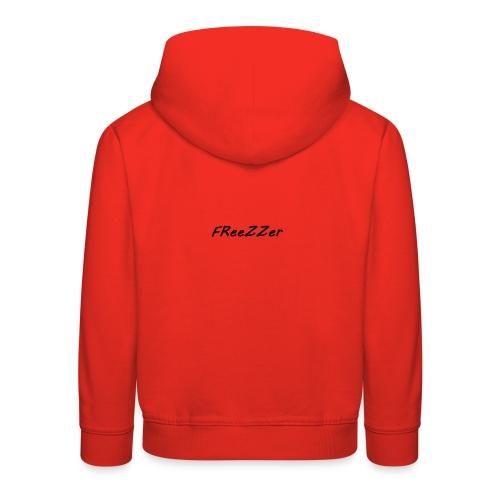 FReeZZer - Kids' Premium Hoodie