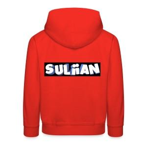 Suliian -Schrift 1 - Kinder Premium Hoodie