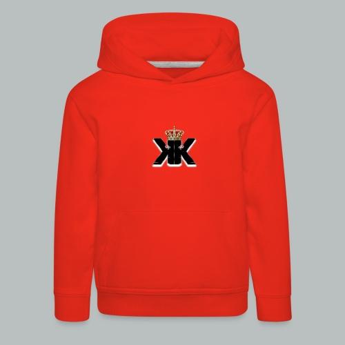 KaosKnight Logo - Kinder Premium Hoodie
