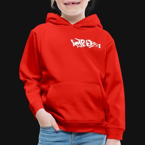 Amber Logo - Kinder Premium Hoodie