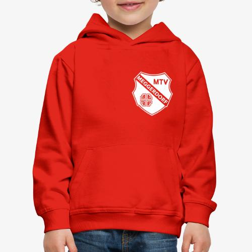 MTV Logo klein - Kinder Premium Hoodie