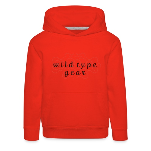 wtg stiched 2 - Kids' Premium Hoodie
