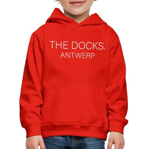 Les Docks Anvers - Pull à capuche Premium Enfant