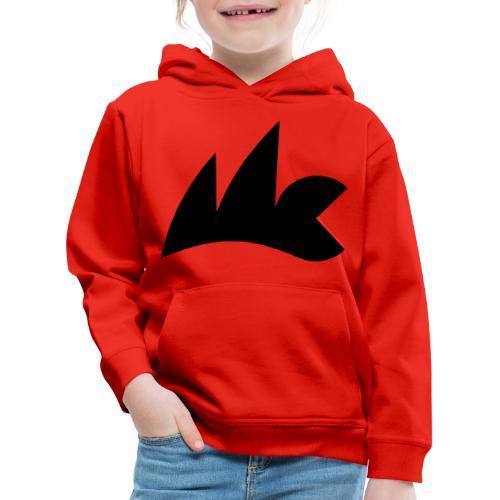 Logo_Micro_Class_vektor - Kinder Premium Hoodie